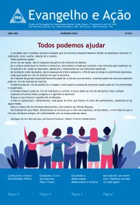 Jornal Evangelho e Ação FEIG janeiro 2021
